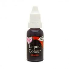 Rainbow Dust Liquid Food Colour  - Orange - 16ml