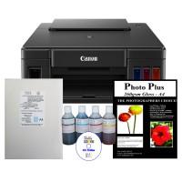 A4 Hobby Printer based on a Canon Pixma G1510 MegaTank Printer