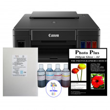 A4 Hobby Printer based on a Canon Pixma G1510 MegaTank Printer
