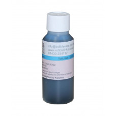 50ml Bottle of Cyan Edible Ink for Canon Printers.