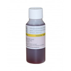 50ml Bottle of Yellow Edible Ink for Canon Printers.