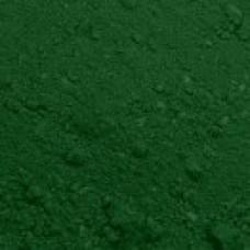 Edible Matt Powder by Rainbow Dust, Holly Green - Loose - 2-5g.
