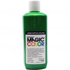 Liquid Acrylic Ink 250ml bottle MC340 - Chifon Green