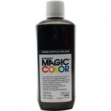 Liquid Acrylic Ink 250ml bottle MC700 - Earth Brown