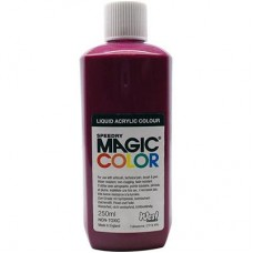 Liquid Acrylic Ink 250ml bottle MC610 - Mars Red